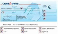 cheque de banque cic comment remplir un ch 232 que credit mutuel comment remplir