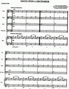 musicainfo net details once upon a december 5532001