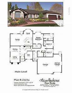 rambler style house plans traditional rambler home plan in 2020 house plans
