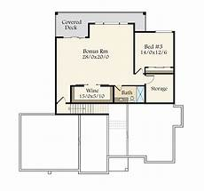 daylight basement house plans hillside house plan basement house plans basement