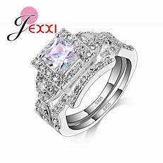 jexxi withe cz crystal brand new 925 sterling silver