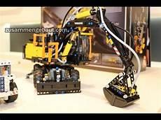 Lego Technic Volvo Ew 42053 Presentation Fair 2016