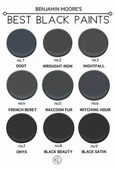 the best black paint colours for any room diy home decor