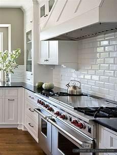 Kitchen Subway Tile Backsplash Pictures 50 Subway Tile Backsplash For Kitchen Or Bathroom