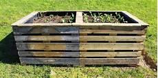 Hochbeet Aus Europaletten Ein Reblog Alliumart