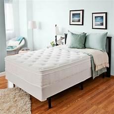 12 quot euro box top spring mattress bi fold box spring full queen king ebay