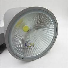 sale modern 2 15w dimmable cob led wall light double led outdoor wall light outdoor led