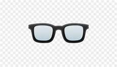 Kacamata Emoji Emoticon Gambar Png