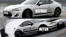 toyota 86 initial d toyota gt 86 gets initial d treatment in photoshop