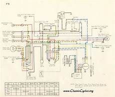1993 Kawasaki Ex500 Wiring Diagram by Kawasaki Motorcycle Wiring Diagrams