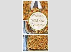 asparagus  chicken  wild rice casserole_image