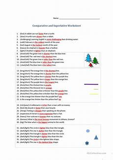 worksheets comparatives and superlatives 18223 comparative and superlative worksheet worksheet free esl printable worksheets made by teachers