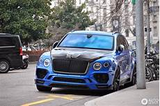 bentley bentayga mansory bentley mansory bentayga 14 february 2018 autogespot