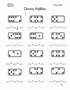 domino subtraction worksheets for kindergarten 10504 the journey of a lifetime domino math on teachers pay teachers