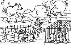 ausmalbilder zoo free ausmalbilder
