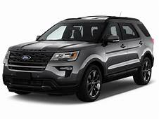 2019 Ford Explorer Review Ratings Specs Prices And