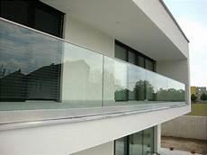 garde corps en verre choisir le bon verre pour un garde corps en verre pour une