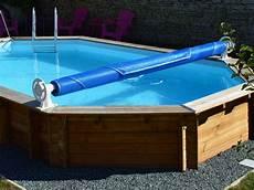 enrouleur luxe pour piscine hors sol sunbay