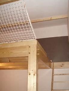 protection de mezzanine avec un filet r 233 alis 233 sur mesure