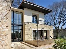 Extension Moderne Pour Une Ancienne 233 Cole Devenue Maison