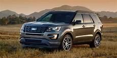 2017 Ford Explorer Consumer Guide Auto