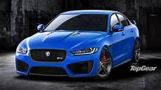 this is a jaguar xe r s top gear
