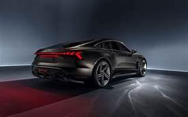 LA Show Stealing Audi E Tron GT Concept Taunts Tesla