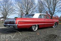 64 CHEVY IMPALA Coupe Lowered Ready To Cruise 350 V8