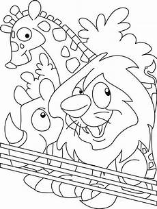 free coloring pages for zoo animals 17390 free printable zoo coloring pages for