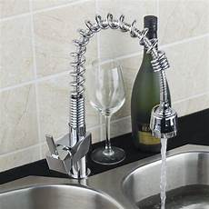 luxury kitchen faucet ouboni new luxury kitchen faucet solid brass 8544 modern chrome single lever mixer swivel spout