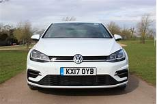 volkswagen golf r line drive leader of the pack