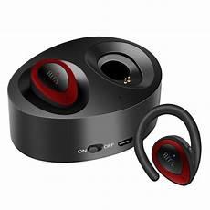 Mini Dual Bluetooth Wireless Stereo Earphone by Wireless Bluetooth Headphones Losei Dual Earbuds True Mini