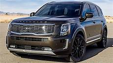 2020 Kia Telluride Kia S New 7 And 8 Seater Family Suv