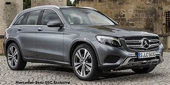 Mercedes Benz GLC GLC250d 4Matic Exclusive Specs In South