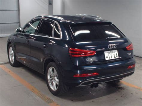 Buy/import Audi Q3 (2015) To Kenya From Japan Auction