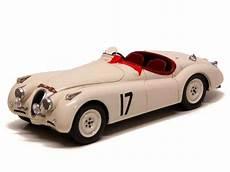 jaguar xk 1 43 jaguar xk 120 le mans 1950 spark model 1 43 autos