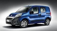 Fiat Fiorino Kombi Der Kleine Personentransporter