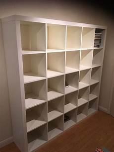 ikea kallax shelving unit 5x5 white in windlesham