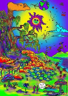 17 best images about trippy hippie psychedelic art