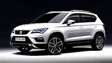 New Seat Ateca 2016 Official