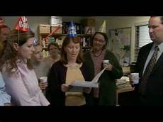 Office Quotes About Birthdays by The Office Meredith S Birthday From Michael