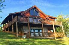 cabin a great outdoors cabin rentals an view