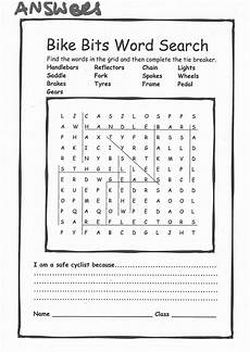 transportation safety worksheets 15235 schools wakefield council