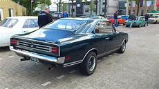 Spotted Opel Commodore Gs 1971 Coup 233 Cars
