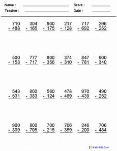 subtracting worksheets with regrouping 10601 subtraction worksheets addition and subtraction worksheets subtraction worksheets math