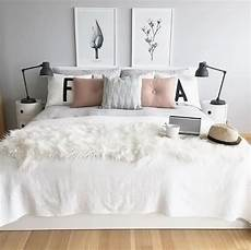 Bedroom Ideas Grey Pink And White by A Lovely Grey White And Pink Bedroom By Photosbyir