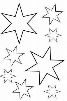 Ausmalbilder Sterne Herzen Zum Ausdrucken Dann K 246 Nnt Ihr Die Vorlage