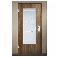 innentür mit glaseinsatz glaseinsatz esg 4 streifendesign 53 5x142 cm glas
