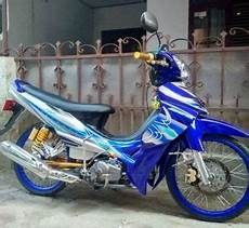 Modif Jupiter Z 2007 by Modifikasi Motor Jupiter Z 2007 Standar Frameimage Org