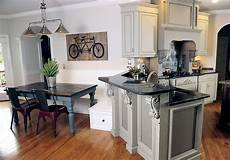 hometalk have you considered gray kitchen cabinets